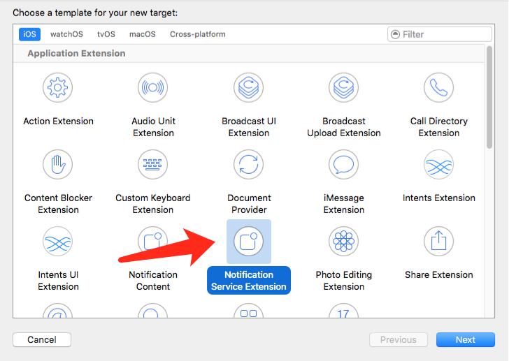 iOS 10新的通知机制中如何添加图片| 四号程序员
